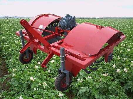 2td-s2-马铃薯土豆上土机-供求商机-青岛洪珠农业机械