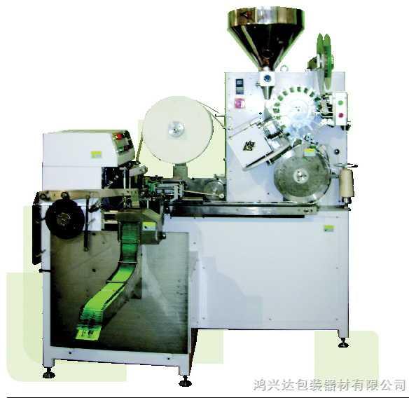 铝塑袋中袋茶叶包装机  |  茶叶专用包装机 | 广东茶叶专用包装机 | 鸿兴达茶叶专用包装机