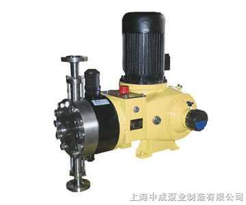 JYZR-JYZR系列液压隔膜式计量泵