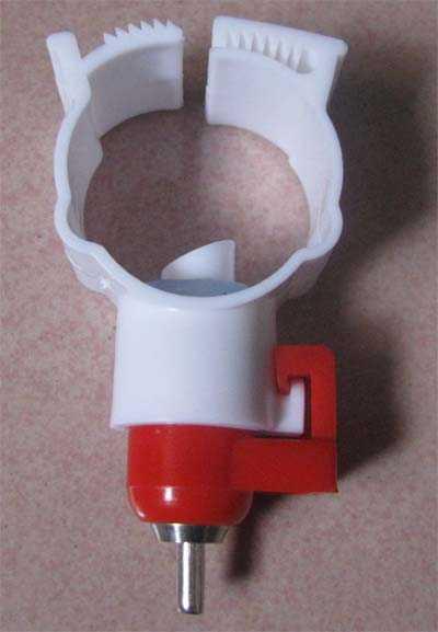 球阀饮水器 钢球饮水器 自动饮水器