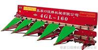 4GL系列稻麦收割机
