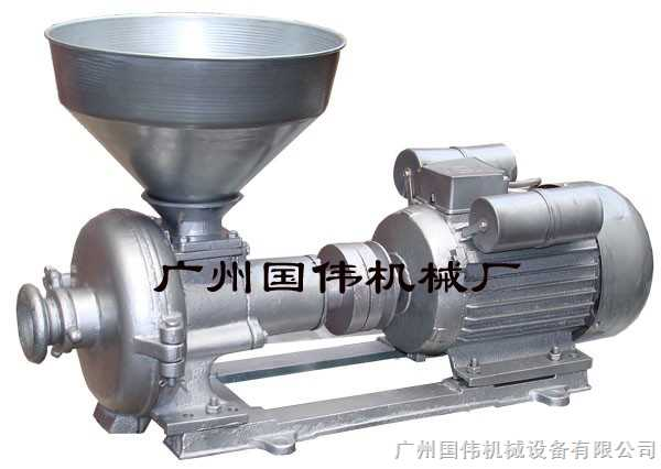 -广东核桃芝麻磨粉机