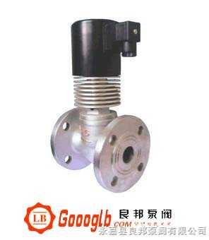 上海好施高压阀门厂ZCZG高温高压电磁阀