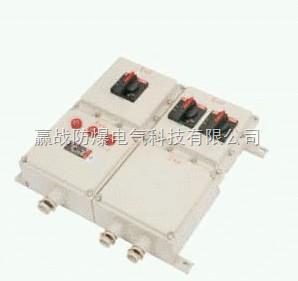 BXX系列防爆动力检修箱(IIB、IIC、DIP)