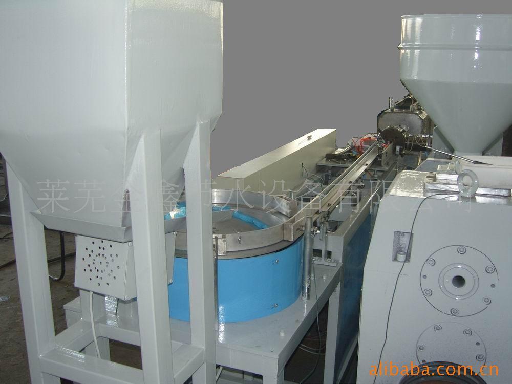 生产线、内镶式滴灌管生产线,生产线全长20米-莱芜金鑫节水设备有限公司