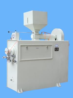 每小时3.5吨单辊水磨大米抛光机